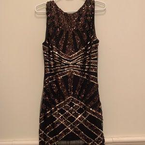 Great Gatsby style dress